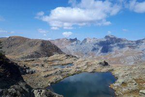 Lacs alpes GR5